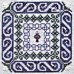Click for more details of Celtic Knot (cross stitch) by Elizabeth Foster