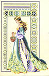 Click for more details of Celtic Summer (cross stitch) by Lavender & Lace