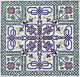 Click for more details of Celtic Wings (cross stitch) by Northern Expressions Needlework