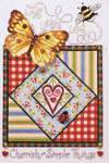 Click for more details of Cherish (cross-stitch pattern) by Stoney Creek
