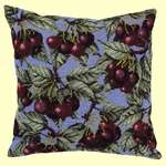 Click for more details of Cherries (tapestry) by Permin of Copenhagen