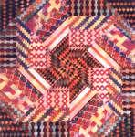 Click for more details of Cherry Cordial (tapestry) by Needle Delights Originals