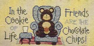 Making Cross Stitch Patterns