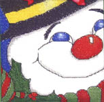 Click for more details of Christmas Cheer (cross stitch) by Cross My Heart