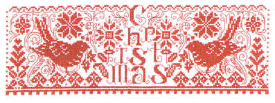 Click for more details of Christmas (cross stitch) by Imaginating