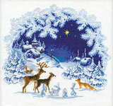 Click for more details of Christmas (cross-stitch kit) by Riolis
