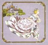 Click for more details of Cinderella (cross-stitch pattern) by Mirabilia Designs