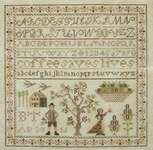 Click for more details of Coffee Saves Lives (cross stitch) by Heartstring Samplery
