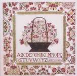 Click for more details of Cornwall Cottage Sampler (cross-stitch pattern) by Rosewood Manor