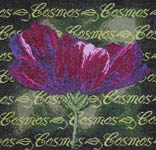 Click for more details of Cosmos (cross stitch) by Janlynn