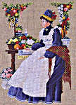 Click for more details of County Fair (cross-stitch pattern) by Lavender & Lace