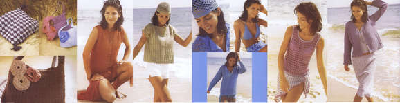 Click for more details of Crochet Designs in Cotton (crochet) by Patons