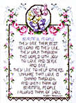 Click for more details of Cross Stitch and Verse (cross-stitch) by Stoney Creek