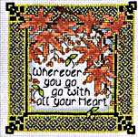 Click for more details of Cross Stitch Wit and Wisdom (hardback) by Joan Elliott