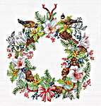Click for more details of December (cross stitch) by Luca - S