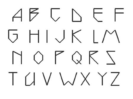 Click for more details of Desdemona Alphabet (cross stitch) by Anne Peden
