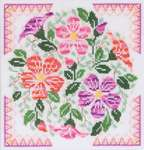 Click for more details of Desert Rose (cross stitch) by Glendon Place