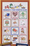 Click for more details of Dessert of the Month Club (cross-stitch pattern) by Sue Hillis Designs