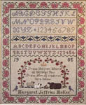 Click for more details of Doxology Sampler (cross-stitch pattern) by Margaret & Margaret