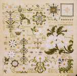 Click for more details of Dreaming of Daisies (cross stitch) by Rosewood Manor