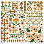 Click for more details of Dreaming of Sunflowers (cross stitch) by Rosewood Manor