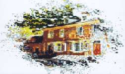 Click for more details of Duke of Gloucester (cross-stitch pattern) by Ronnie Rowe Designs