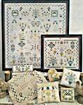 Click for more details of Dutch Sampler Collection (cross stitch) by Hello from Liz Mathews