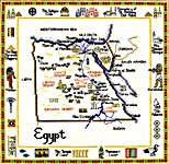 Click for more details of Egypt (cross-stitch) by Sue Ryder