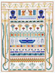 Click for more details of Egyptian Tomb (cross-stitch pattern) by Art-Stitch
