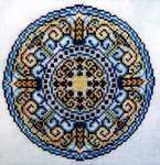 Click for more details of Emperor's Jewels (cross-stitch pattern) by Turquoise Graphics & Designs