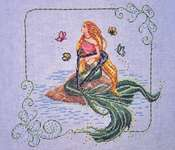 Click for more details of Enchanted Melody (cross-stitch) by Cross Stitching Art
