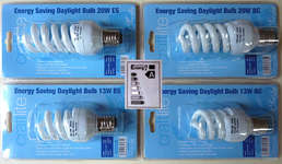 Click for more details of Energy Saving Daylight Bulb (lamps) by craftlite