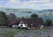 Click for more details of English Country Cottages (cross-stitch pattern) by Cross My Heart