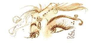 Click for more details of Fae Eyes (cross-stitch pattern) by Passione Ricamo