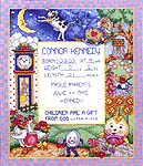 Click for more details of Fairy Tale Baby (cross-stitch pattern) by Bobbie G. Designs