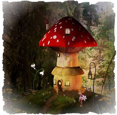 Click for more details of Fairyland 1 (digital downloads) by DawnsDesigns