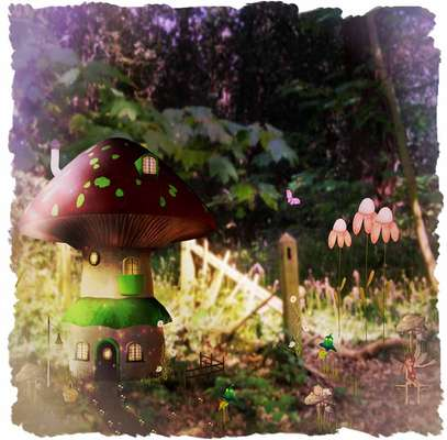 Click for more details of Fairyland 4 (digital downloads) by DawnsDesigns