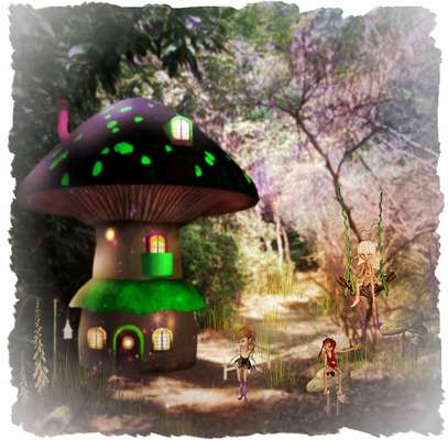 Click for more details of Fairyland 5 (digital downloads) by DawnsDesigns