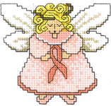 Click for more details of Faith and Hope (cross-stitch pattern) by Imaginating