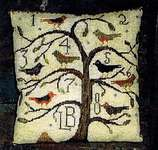 Click for more details of Family Tree (cross-stitch pattern) by Notforgotten Farm