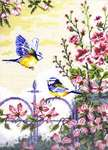Click for more details of Floral Railings (tapestry) by Anchor