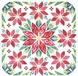 Click for more details of Flowers of the Holy Night (cross stitch) by Glendon Place