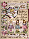 Click for more details of For my Daughter (cross-stitch kit) by Janlynn
