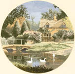 Click for more details of Ford Way (cross-stitch) by John Clayton