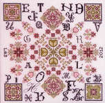 Click for more details of Four Corners (cross-stitch) by Rosewood Manor