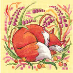 Click for more details of Fox (cross stitch) by Karen Carter