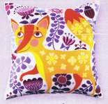 Click for more details of Foxy Beauty (cross stitch) by RTO