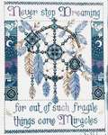 Click for more details of Fragile Miracles (cross-stitch kit) by Design Works
