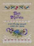 Click for more details of From This Day Forward (cross-stitch) by Imaginating