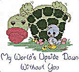 Click for more details of Furr-Ever Friends (cross-stitch pattern) by Gloria & Pat